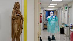 Ιταλία: Μεγάλη πτώση των νέων κρουσμάτων, μα 812 νεκροί σε μία