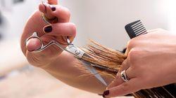 Cómo arreglarte las puntas del pelo durante la