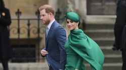 Meghan And Harry Say Goodbye To Sussex Royal