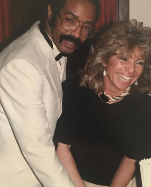 Drake's father, Dennis Graham, and his mother Sandra Graham.