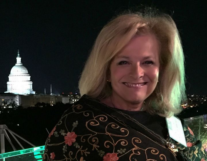 Dr. Vivianne Wersel in Washington, D.C. in 2018.