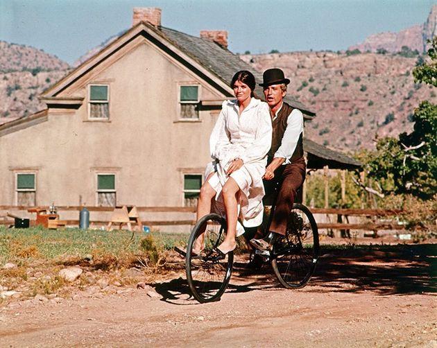 A famosa cena da bicicleta do clássico