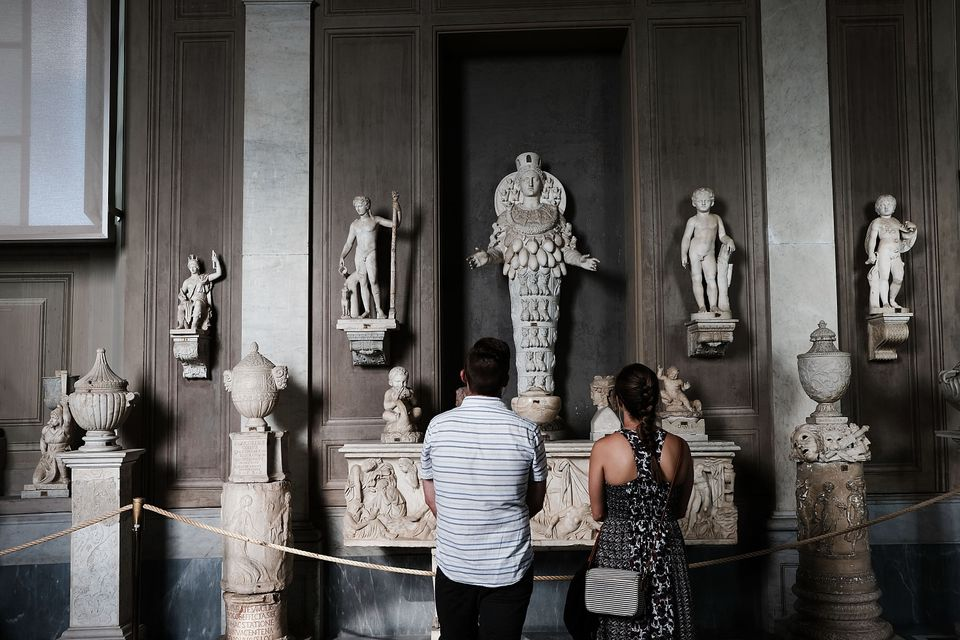 Εξερευνώντας online τα Μουσεία του Βατικανού: Από την Καπέλα Σιστίνα μέχρι τις Αίθουσες του