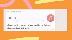 Este áudio sincerão de WhatsApp resume a situação do Brasil em 2