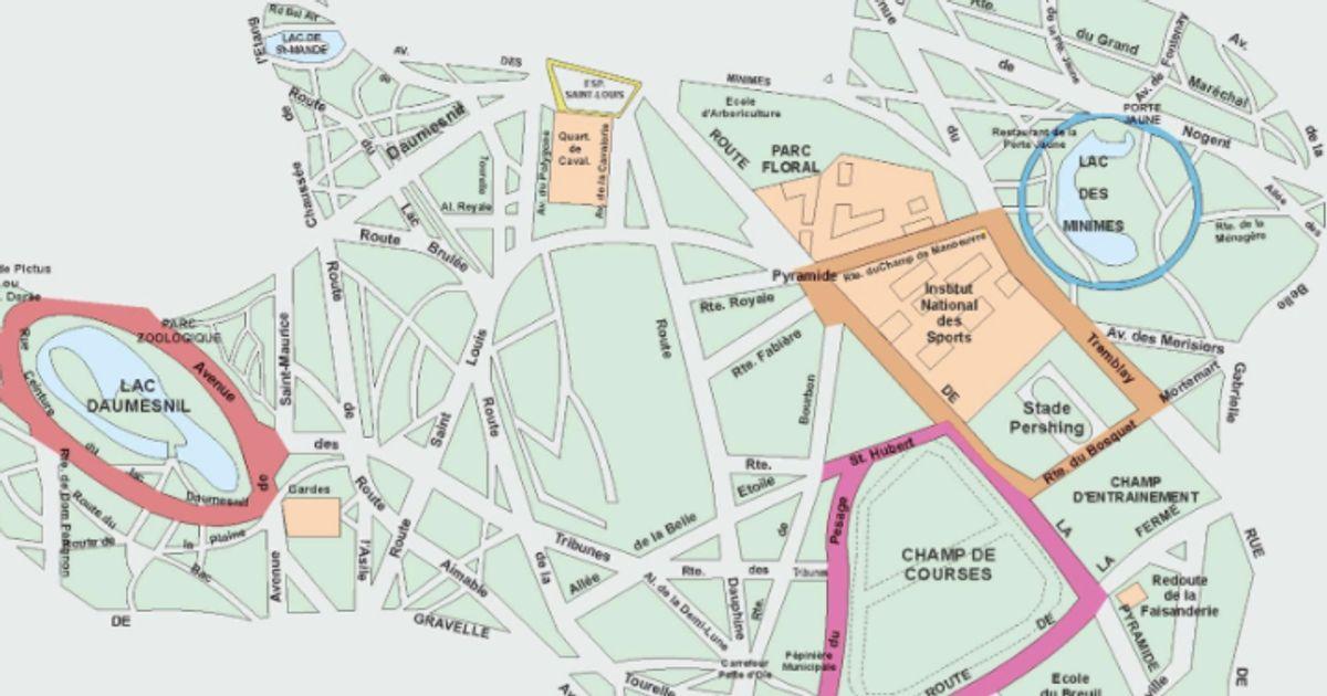 Trop fréquentés pendant le week-end, les bois de Boulogne et de Vincennes en partie interdits d'accès