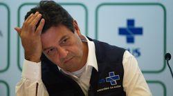 Governo tira protagonismo do ministro da Saúde e minimiza rusgas sobre