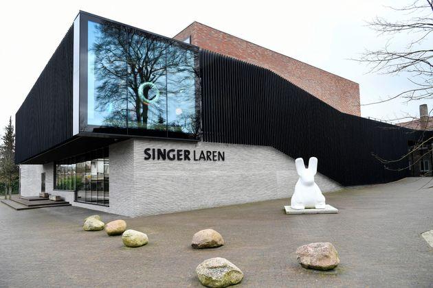 30일 네덜란드 암스테르담의 싱거라렌 미술관에서 고흐의 작품이