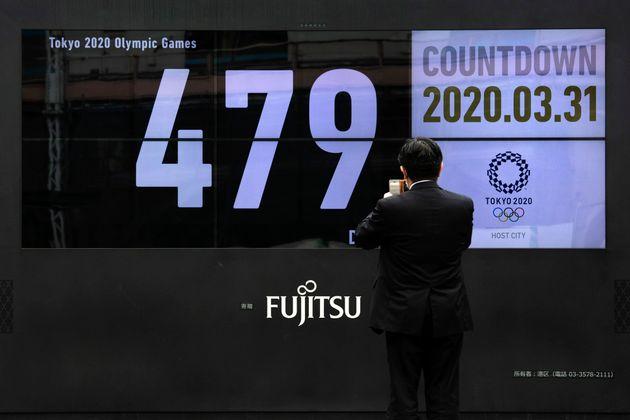 다시 움직이기 시작한 2020 도쿄올림픽 패럴림픽 카운트다운