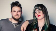 Penyanyi Benjamin Scheuer Tanda Transgender Day Of Visibility Dengan Kuat Video Baru