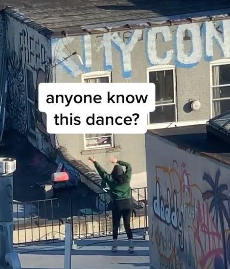 이 춤이 뭔지 아는 사람?