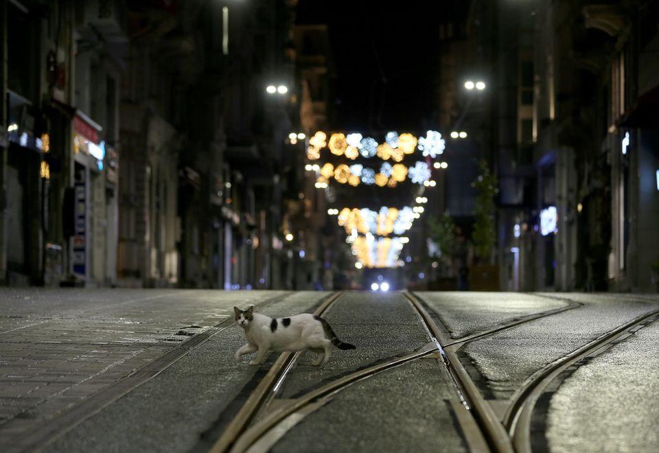 Ιστικλάλ, Κωνσταντινούπολη,
