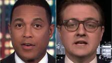 Lemon, Hayes Mendesak Jaringan: Berhenti Ditayangkan Trump 'Berbahaya' Coronavirus Briefing Hidup