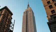 Empire State Building yang Menakutkan Penghargaan Untuk Pertama Responders Hantu New York