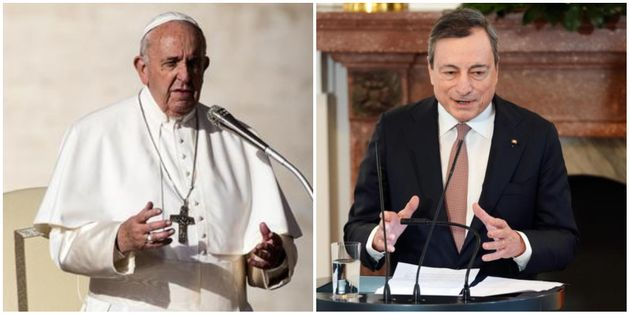 La testimonianza morale di Francesco e la spinta di Draghi p