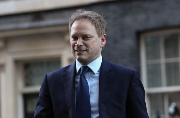 Grant Shapps: Banning Non-Key Workers From Public Transport Could Do 'More Harm' Than