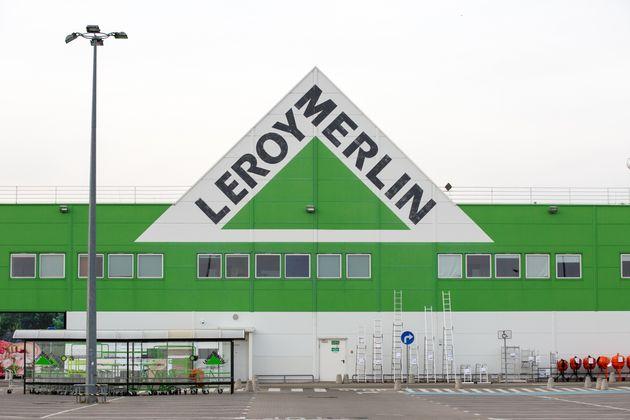 Una tienda de la cadena Leroy