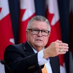 PM Names Ralph Goodale Special Adviser On Iran Plane