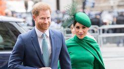 Dans la controverse, le prince Harry et Meghan tournent la page