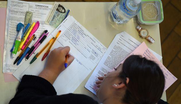 Plusieurs pistes d'aménagement sont à l'étude pour l'organisation du baccalauréat 2020, marqué par l'épidémie...