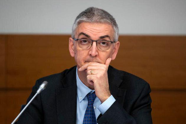 """Silvio Brusaferro (Iss): """"Verosimile una sottostima dei decessi ..."""