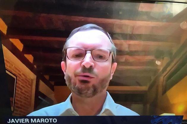 Maroto en el canal 24