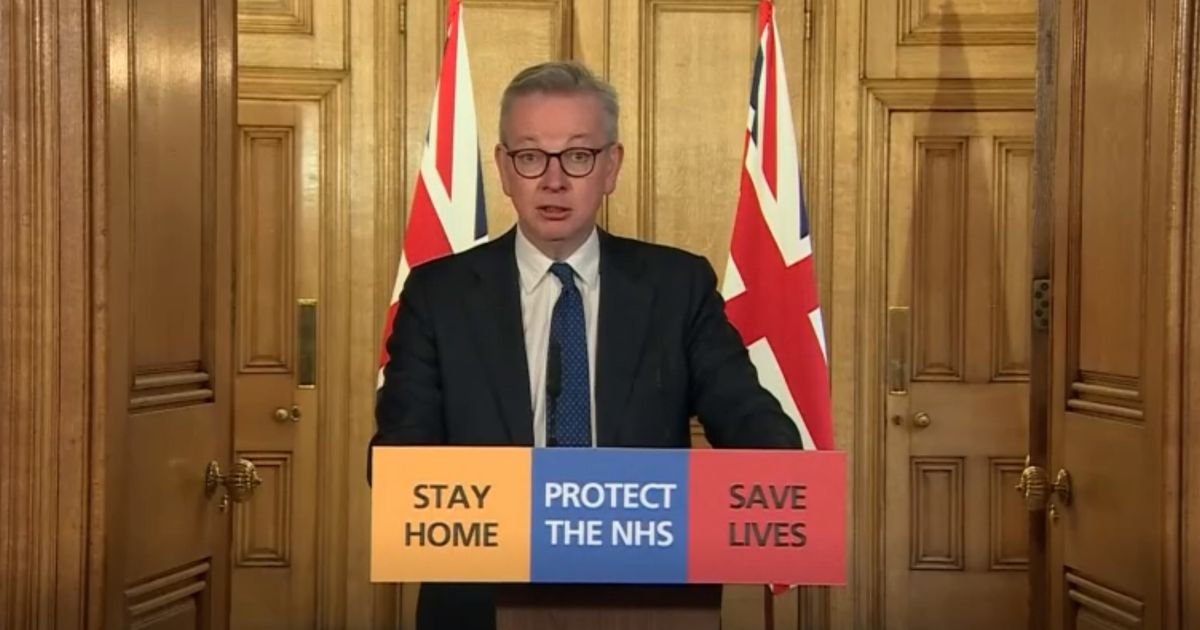 Thousands Of New Ventilators To Reach NHS 'Next Week', Says Michael Gove