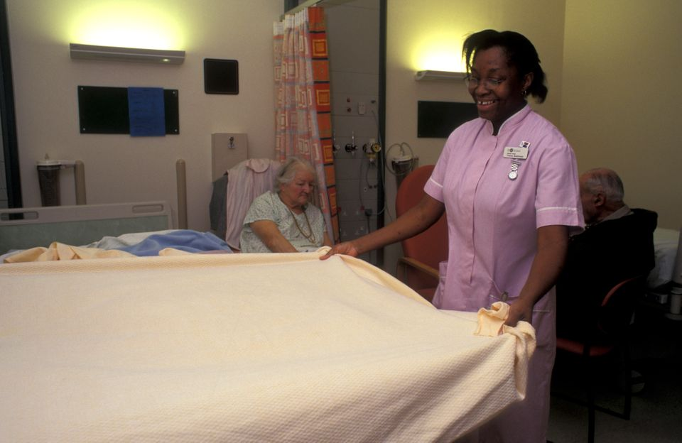 The Government Is Asking Retired Windrush Nurses To Rejoin The NHS. Heres How They Feel