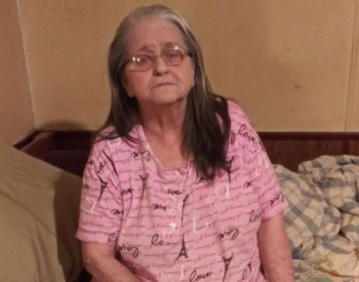 Angela Haislip's 70-year-old mother, Charlotte, lost power to the mobile home she shares with her husband, who is recovering