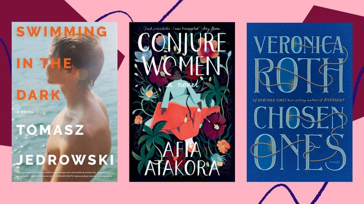 The 10 top book releases of April 2020.