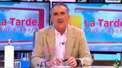 Juan y Medio explota en directo: