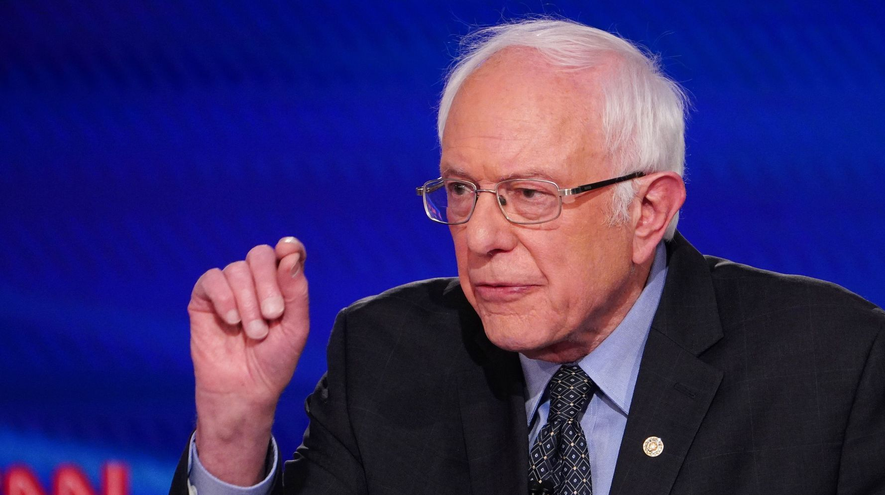 Sanders Soared Back To Life. But He Couldn't Close The Deal.