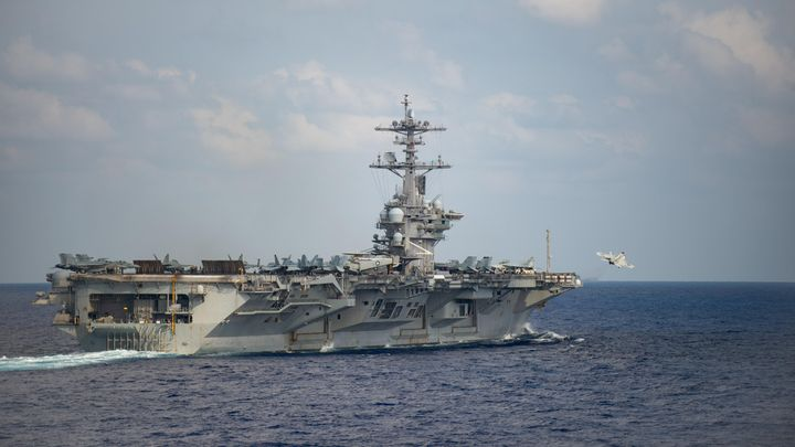 The USS Theodore Roosevelt has more than 100 COVID-19 cases on board.