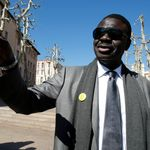 Pape Diouf, ex-président de l'OM, est mort du