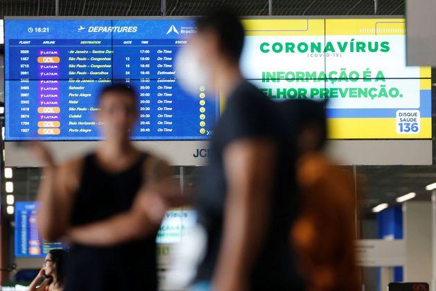 Moro diz que fronteiras ficarão abertas para retorno de brasileiros ao
