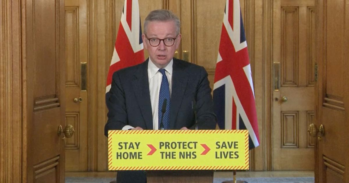 Has Michael Gove Got It Right On The Health/Wealth Toll Of Coronavirus?