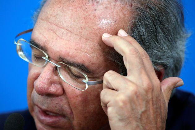 Ministro da Economia, Paulo Guedes, disse que é hora de juntar