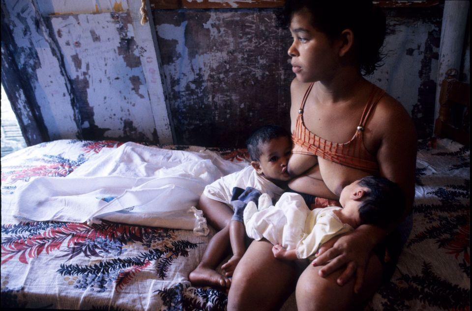 """""""O acesso à creche tem um reflexo direto na vida das mulheres que são mães..."""