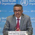 Leia aqui a fala do diretor-geral da OMS na íntegra, sem
