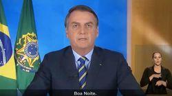 Após críticas de todos os lados, Bolsonaro baixa bola: 'Toda vida