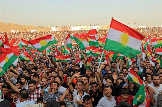 イラク北部のクルド人自治区では2017年9月、イラクからの独立を問う住民投票が行われた