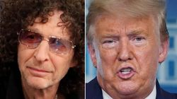 Howard Stern Nails Trump's Problem: 'Doesn't Give One S**t About Public