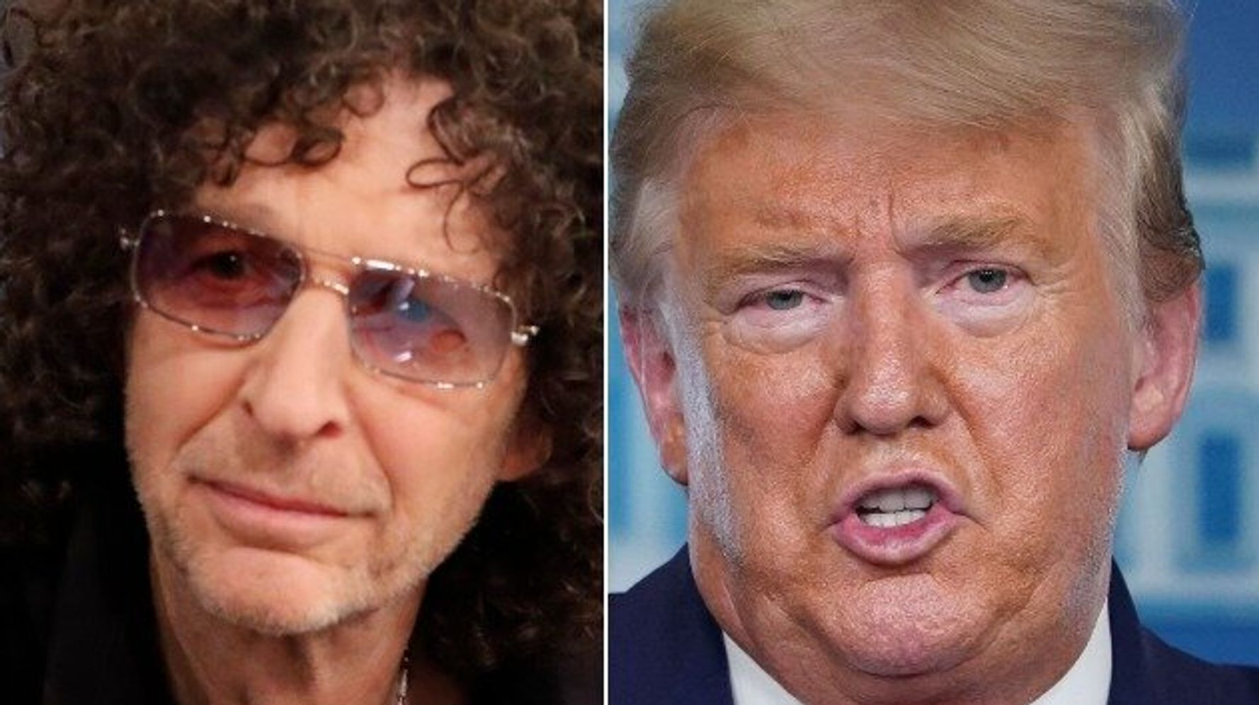 Howard Stern Makes A Stark Prediction For Trump's Post-White House Plans