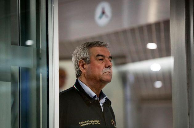 """Angelo Borrelli: """"Sarà molto difficile colmare quel m"""