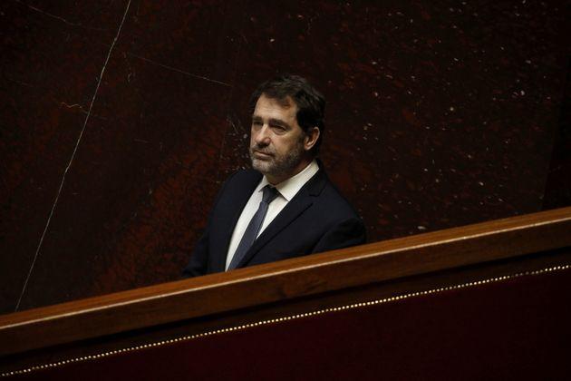 Christophe Castaner a annoncé que plus de 350.000 contraventions avaient été dressées...