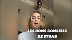 Sharon Stone vous donne des conseils pour