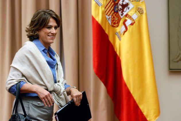 La fiscal general del Estado, Dolores