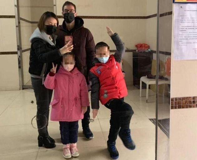 "Lorenzo, italiano in quarantena a Wuhan: ""Dopo mesi abbiamo"