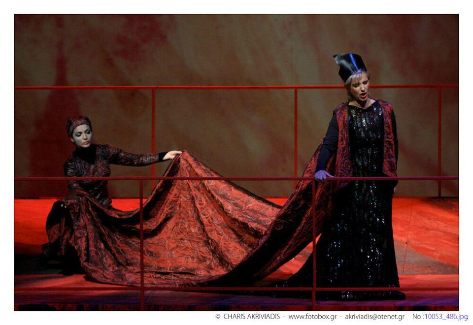 «Ηλέκτρα» με τη μοναδική Αγνή Μπάλτσα στον ρόλο της
