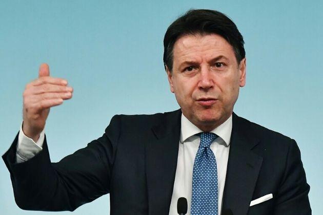 (Arquivo) O premier da Itália, Giuseppe