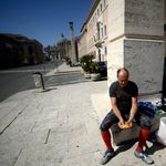 En Italie, le confinement engendre exaspération et